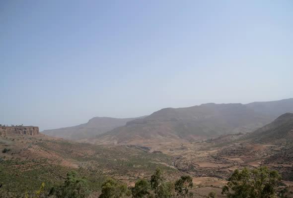 Siccità etiopia